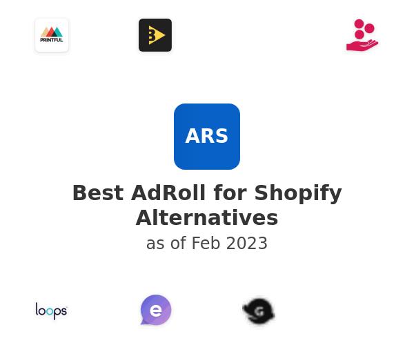 Best AdRoll for Shopify Alternatives