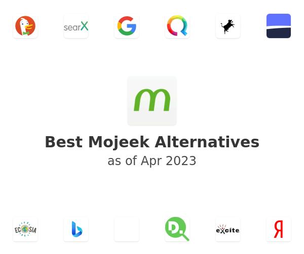 Best Mojeek Alternatives