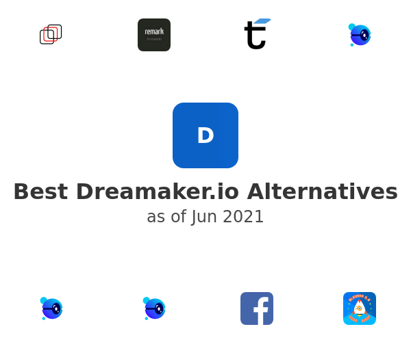 Best Dreamaker.io Alternatives