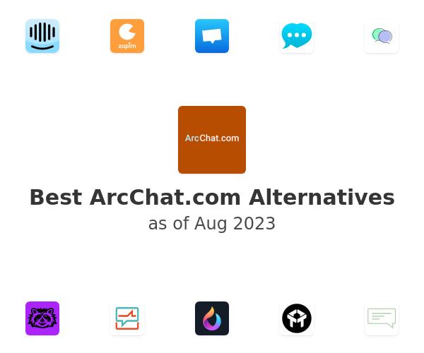 Best ArcChat.com Alternatives