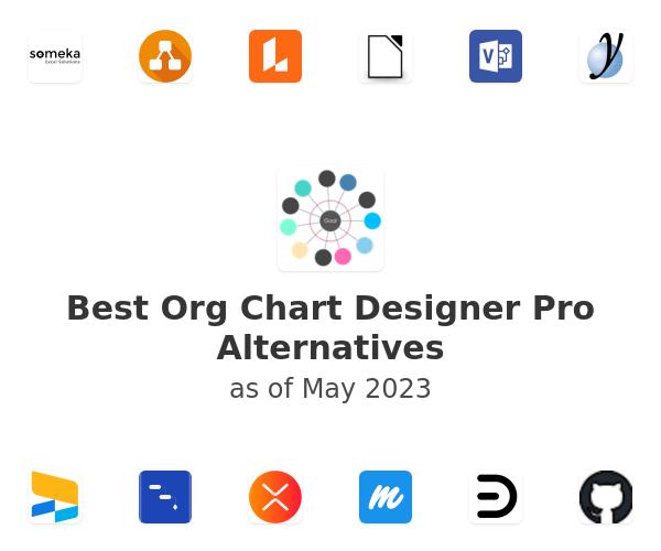 Best Org Chart Designer Pro Alternatives