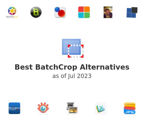 Best BatchCrop Alternatives