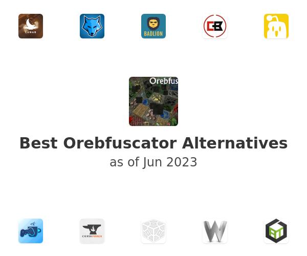 Best Orebfuscator Alternatives
