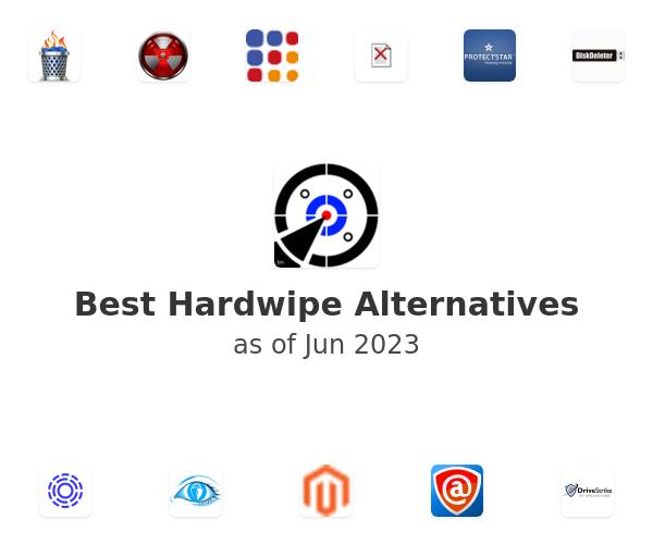 Best Hardwipe Alternatives
