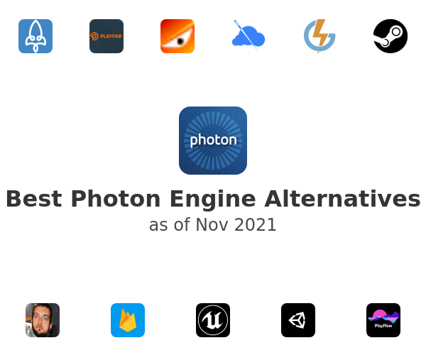 Best Photon Engine Alternatives