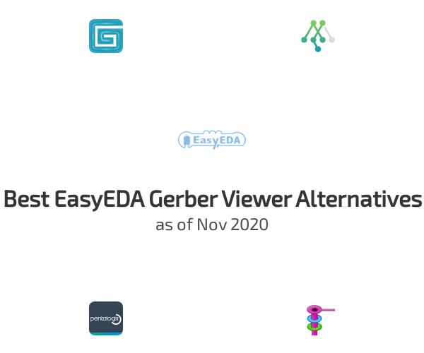 Best EasyEDA Gerber Viewer Alternatives