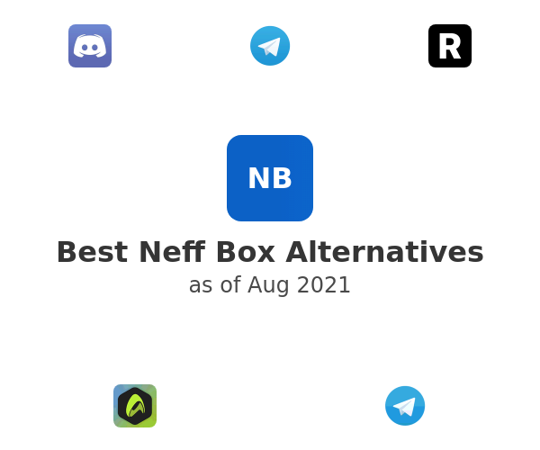 Best Neff Box Alternatives