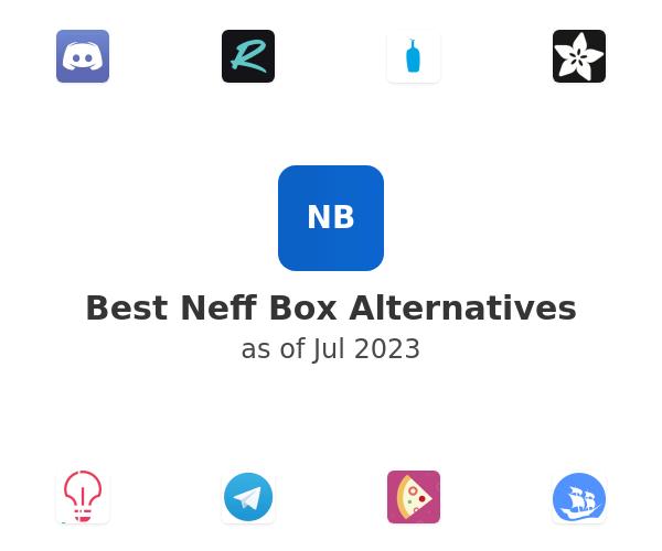 Best Neff Box Alternatives