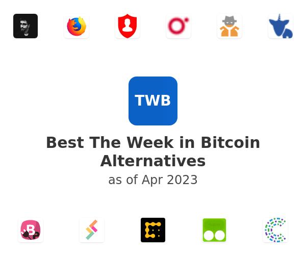 Best The Week in Bitcoin Alternatives