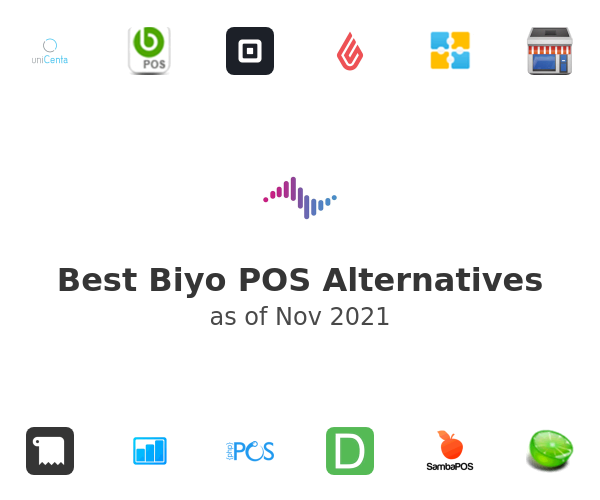 Best Biyo POS Alternatives