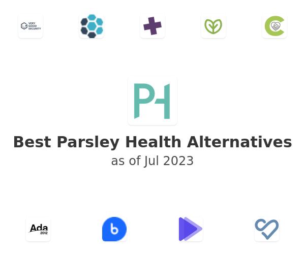Best Parsley Health Alternatives