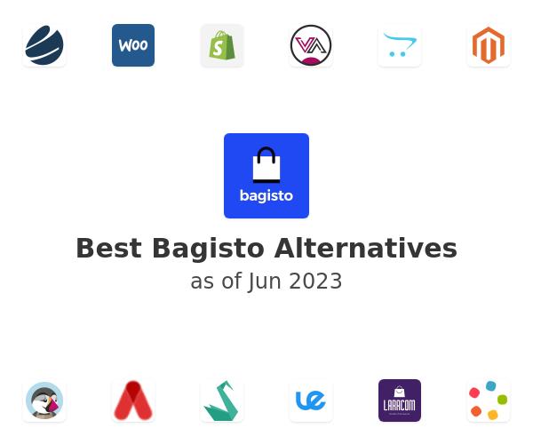 Best Bagisto - Laravel eCommerce Alternatives