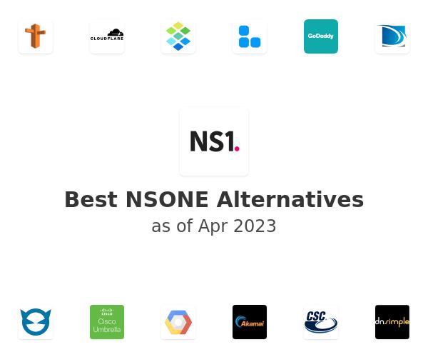 Best NSONE Alternatives