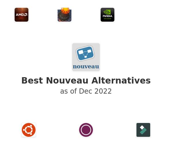 Best Nouveau Alternatives