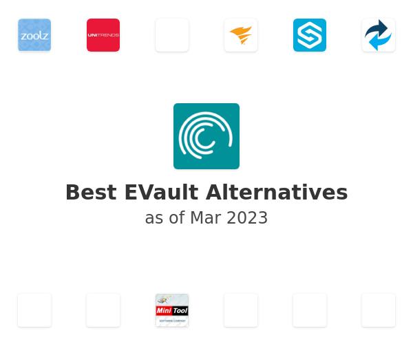 Best EVault Alternatives