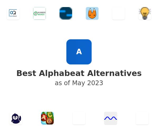 Best Alphabeat Alternatives