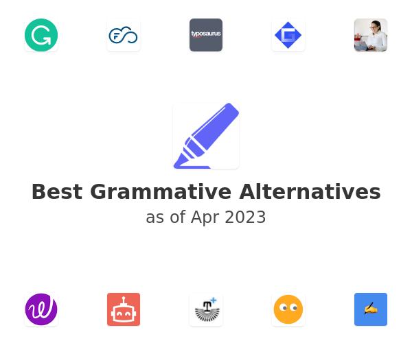 Best Grammative Alternatives