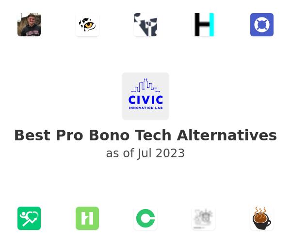 Best Pro Bono Tech Alternatives