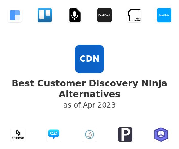 Best Customer Discovery Ninja Alternatives