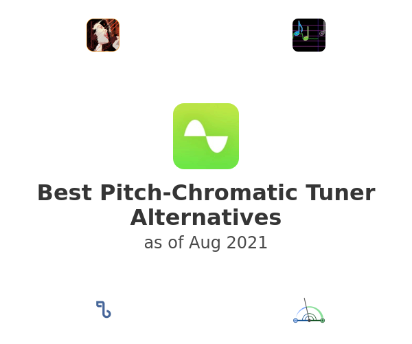 Best Pitch-Chromatic Tuner Alternatives