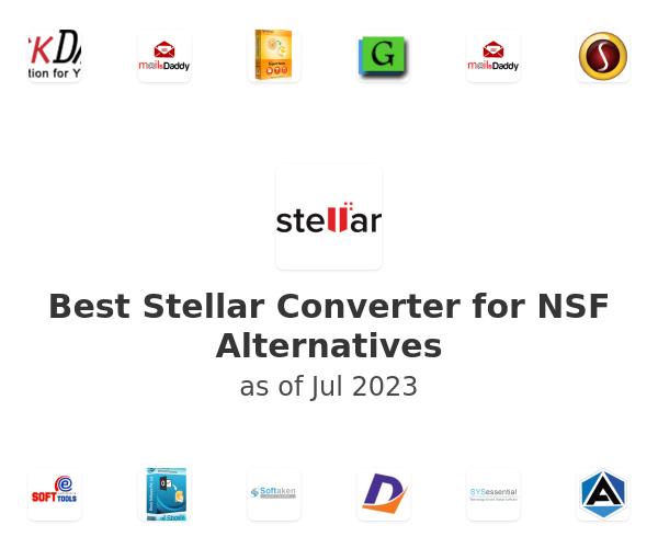 Best Stellar Converter for NSF Alternatives