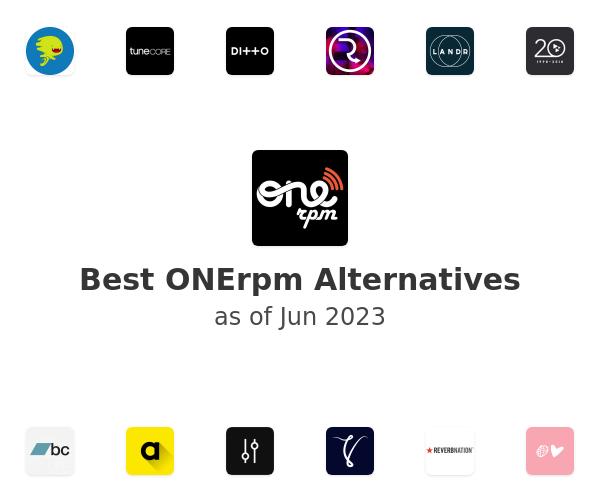 Best ONErpm Alternatives