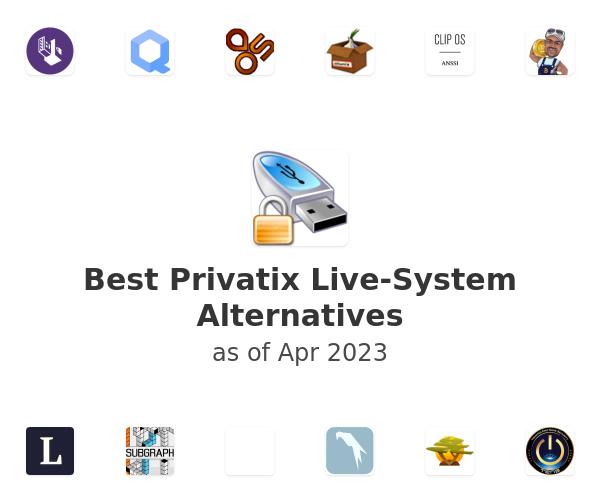 Best Privatix Live-System Alternatives