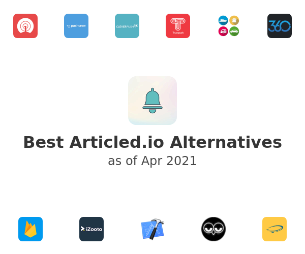 Best Articled.io Alternatives
