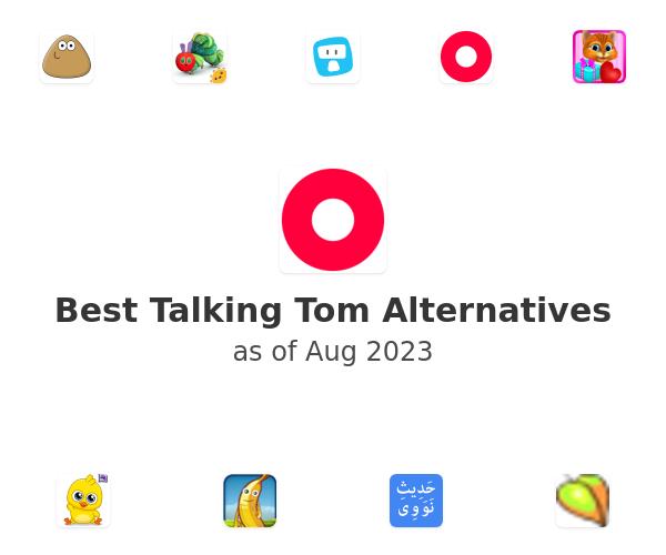 Best Talking Tom Alternatives
