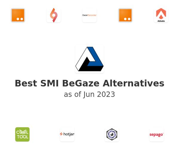 Best SMI BeGaze Alternatives