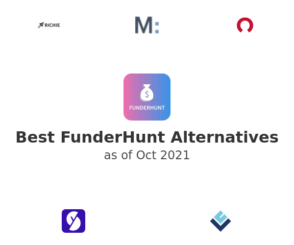 Best FunderHunt Alternatives