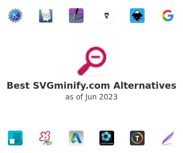 Best SVGminify.com Alternatives