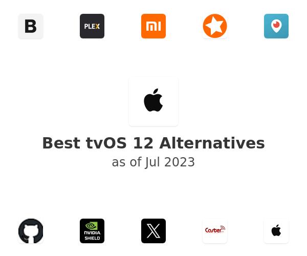 Best tvOS 12 Alternatives