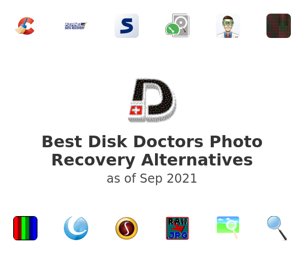 Best Disk Doctors Photo Recovery Alternatives