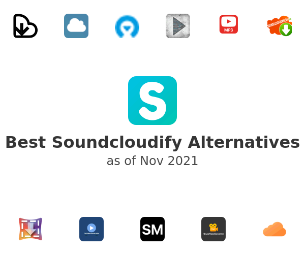 Best Soundcloudify Alternatives