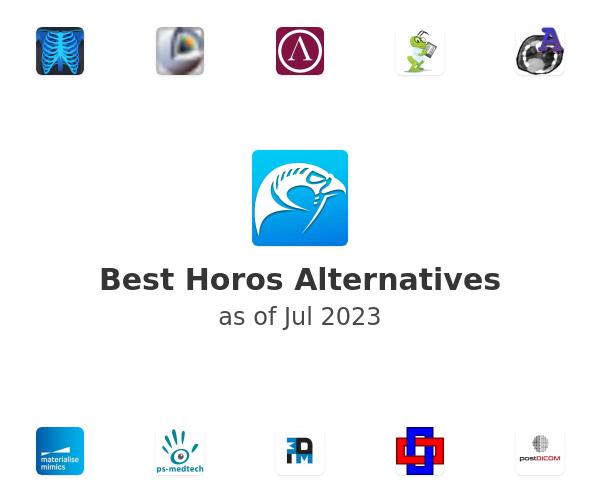 Best Horos Alternatives
