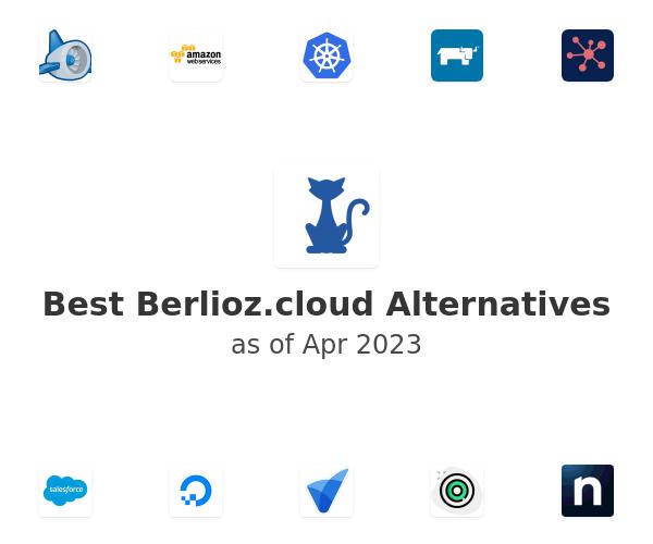 Best Berlioz.cloud Alternatives