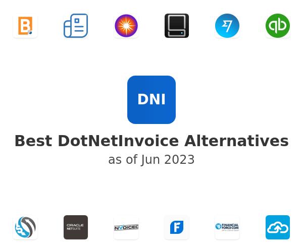 Best DotNetInvoice Alternatives