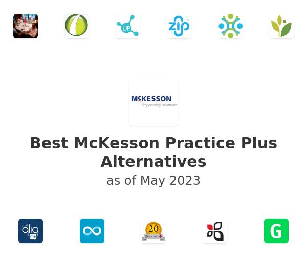 Best McKesson Practice Plus Alternatives