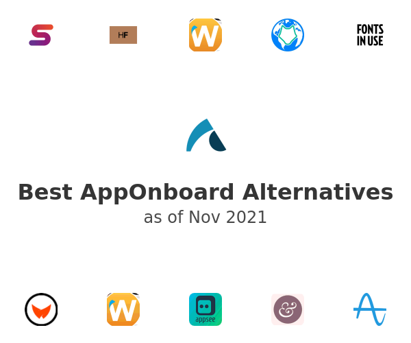 Best AppOnboard Alternatives