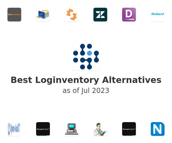 Best Loginventory Alternatives