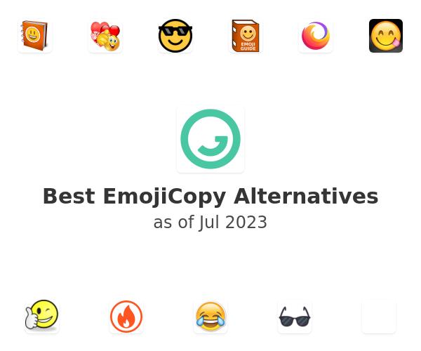 Best EmojiCopy Alternatives