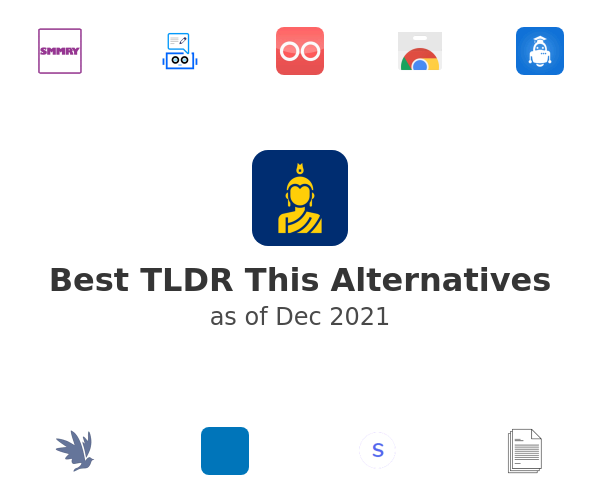Best TLDR This Alternatives
