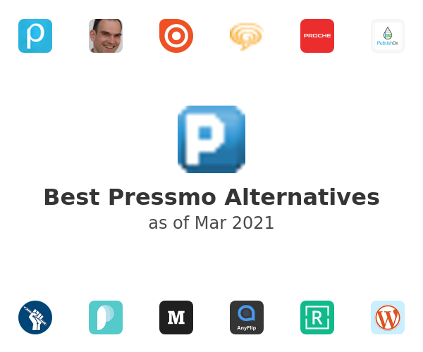 Best Pressmo Alternatives