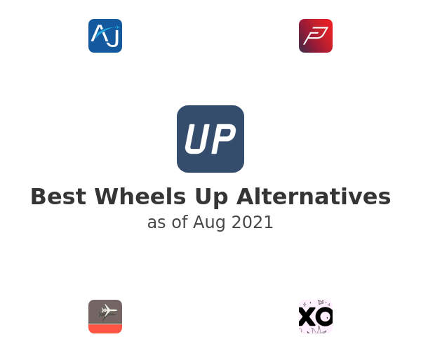 Best Wheels Up Alternatives
