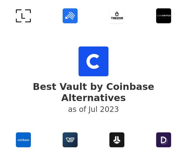 Best Vault by Coinbase Alternatives
