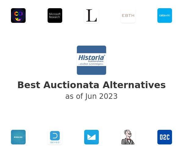 Best Auctionata Alternatives