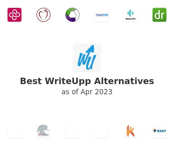 Best WriteUpp Alternatives