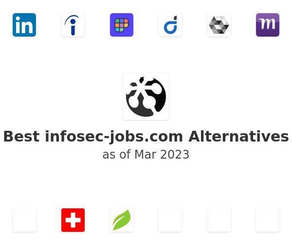 Best infosec-jobs.com Alternatives