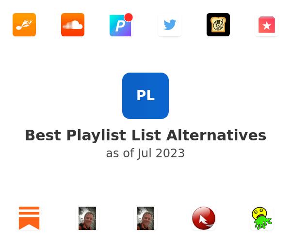 Best Playlist List Alternatives